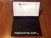 Dell XPS 9560 15'6 4K touch i5 7300HQ Nvidia GTX 1050 4Gb, 8Gb DDR4, 256Gb SSD m2