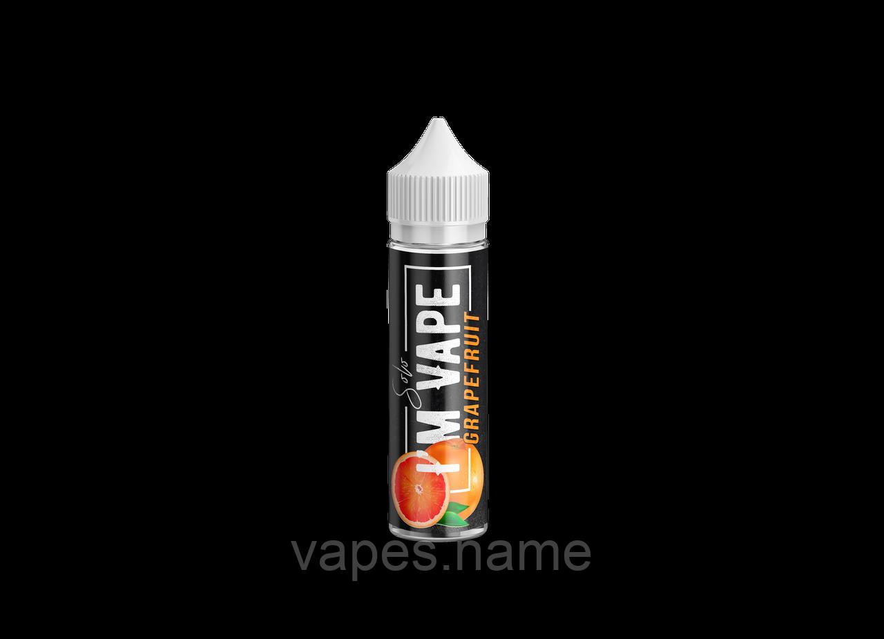 I'm Vape Grapefruit, 60мл. VG/PG 70/30