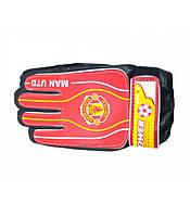 Детские вратарские перчатки Манчестер Юнайтед