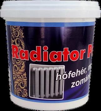 Краска для радиаторов 0,6кг Дивоцвiт