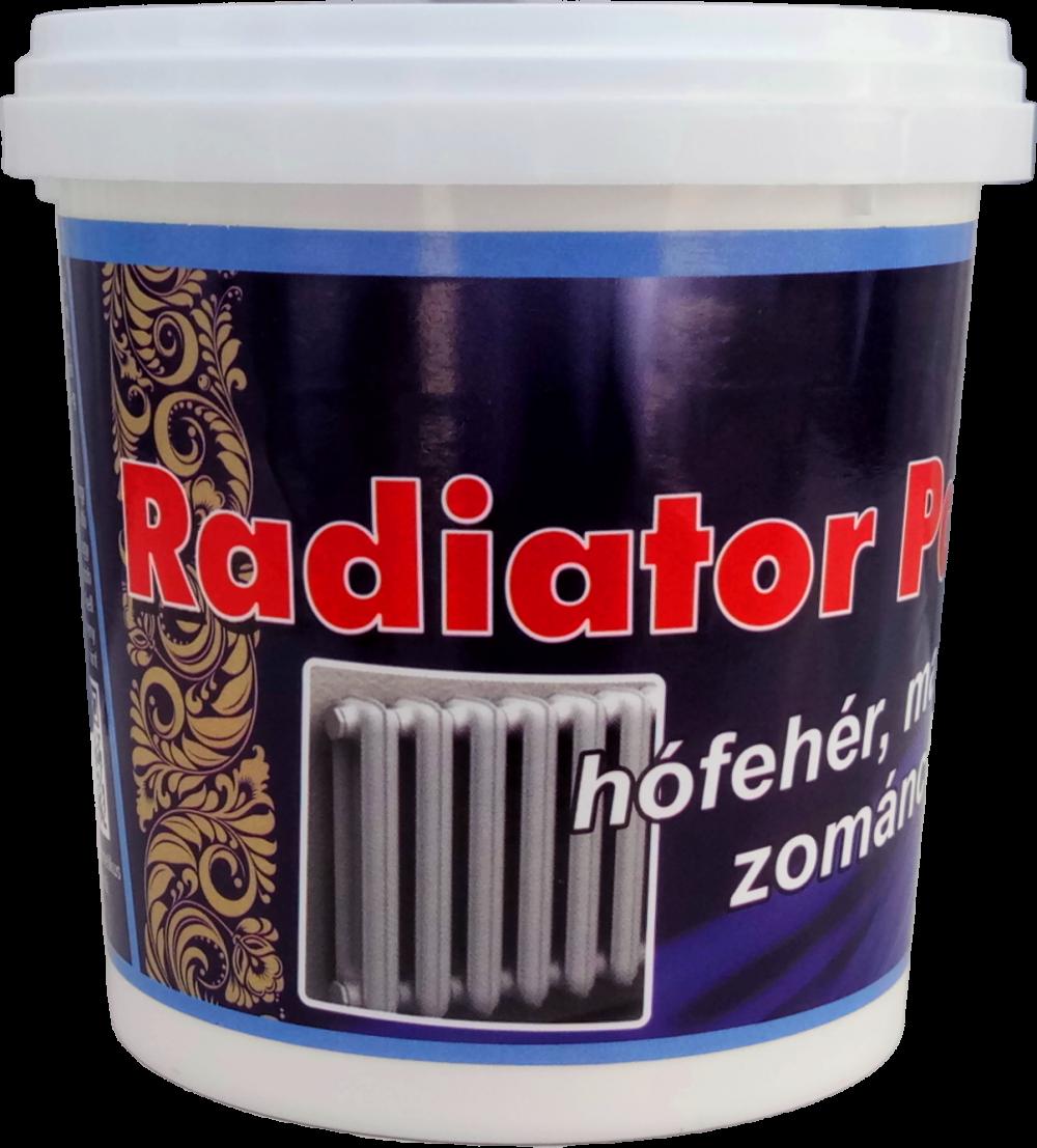 Краска для радиаторов 1,0кг Дивоцвiт