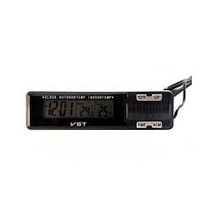 Автомобильные часы с датчиками температуры VST 7065 (hub_np2_0141)