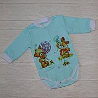Боді для немовлят утеплений р. 62   Боди теплый для новорожденных 0-3 мес ec4b545ae0d33