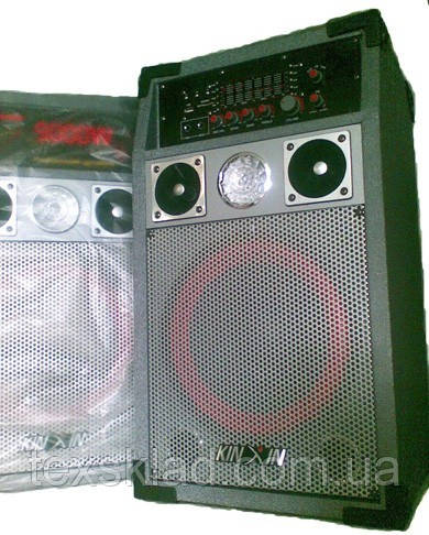 Колонки акустические AMC 9000-1W