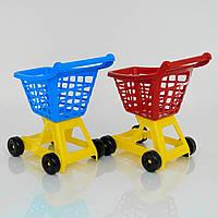 Детская тележка для супермаркета Технок