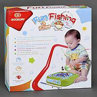 Рыбалка для детей Fun fishing музыкальная