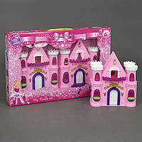 Музыкальный замок princess castle со световыми эффектами, фото 1