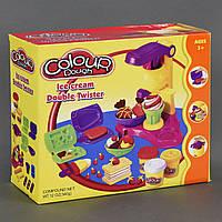Игровой набор для лепки Мороженица, фото 1