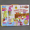 Игровой набор для лепки Забавные коктейли из мороженого