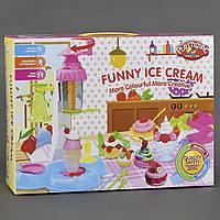 Игровой набор для лепки Забавные коктейли из мороженого, фото 1