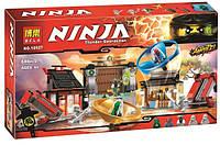 Ninja Bela Аэроджитцу: Поле битвы на 686 деталей, фото 1