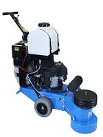 Пристеночная шлифовально-полировочная машина для примыканий с газовым двигателем для бетонных поверхностей Ult