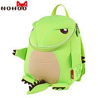 Детский рюкзак Nohoo динозаврик большой зеленый