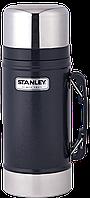 Пищевой термос Stanley Classic 0,7л. 10-01229-027, синий