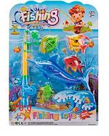 Магнитная рыбалка fishing game 5 рыбок, фото 1
