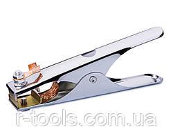 Клемма массы 300A хром длина 17 см VITA EM-0009