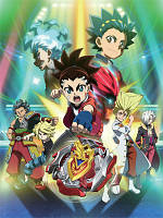 BEYBLADE BURST TURBO 4 сезон!