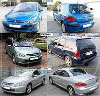 Продам порог левый/правый на Пежо 307(Peugeot 307), фото 1