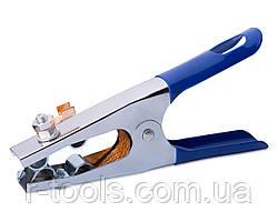 Клемма массы 500A синие ручки 21,5см VITA EM-0013