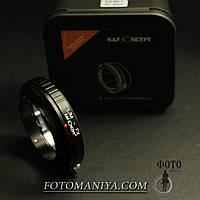 Перехідне кільце адаптер K&F Concept Leica M- Fujifilm FX
