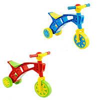 Ролоцикл Технок одинарные колеса два цвета, фото 1