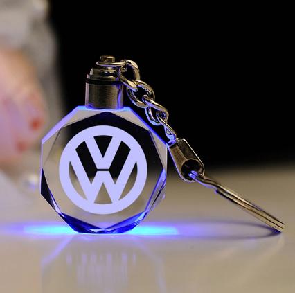Брелок c підсвічуванням Volkswagen, фото 2