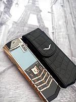 Vertu Signature S Design Red Gold