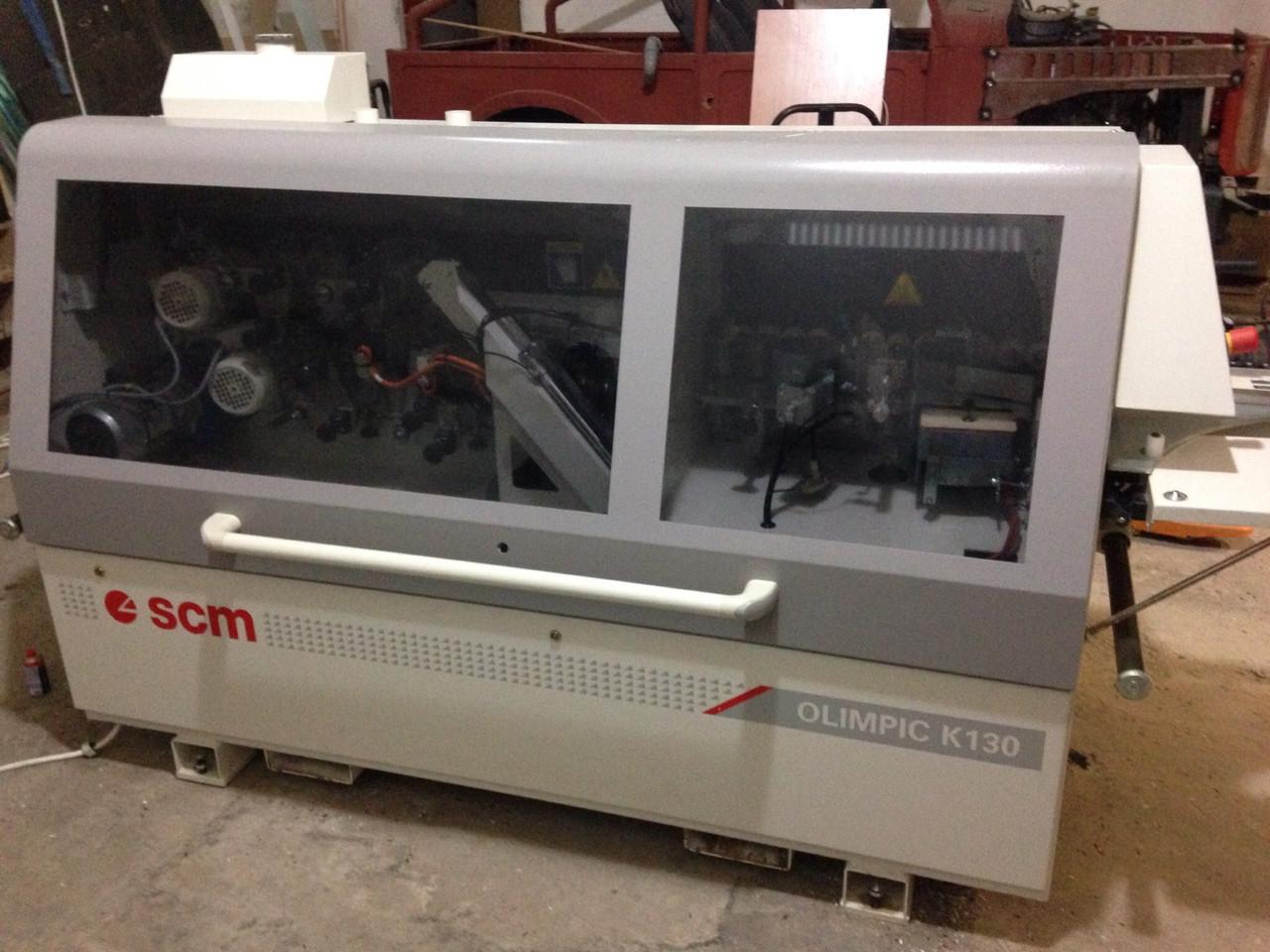 Кромкооблицовочный станок SCM Olimpic K130