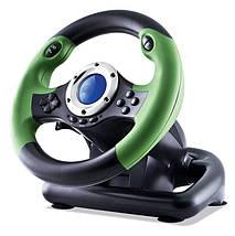 Игровой руль для ПК Sven Drift, руль с педалями для компьютера, фото 2