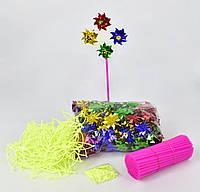 Ветрячок на палочке Ромб 50 штук в упаковке