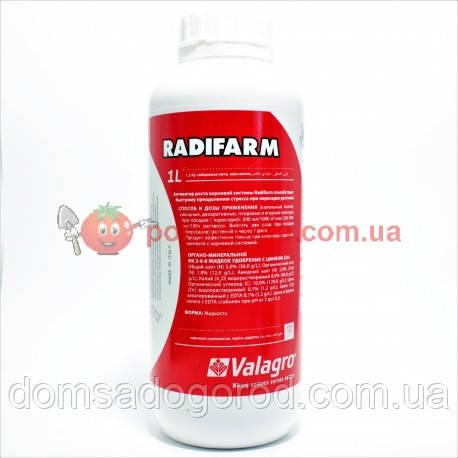 Биостимулятор развития корневой системы RADIFARM (РАДИФАРМ) Valagro 1 л