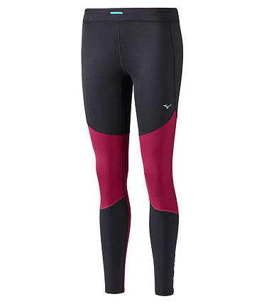 Тайтсы для бега Mizuno Warmalite Tight (Women) J2GB8740-97, фото 2