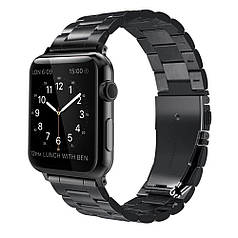 Ремешок New Generation для Apple Watch Series 4 Classic 44 mm Black (453532)