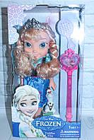 Кукла Frozen, в наборе Олоф и волшебная палочка, фото 1