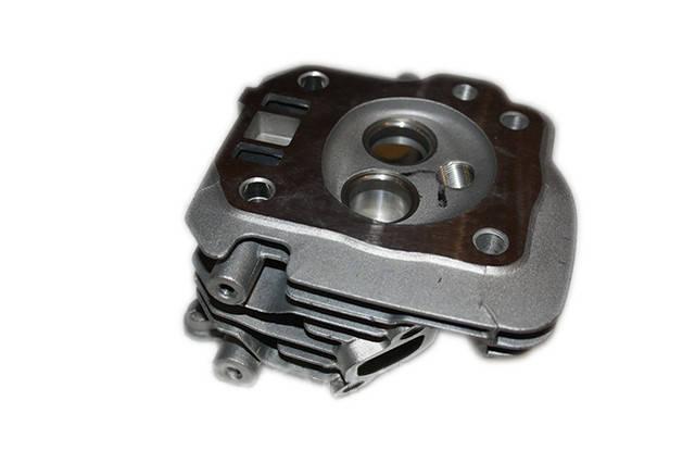 Головка цилиндра (Голая) для двигателя GX160,GX200(168F,170F) , фото 2