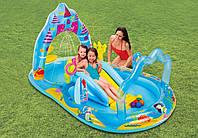 Детский игровой центр Intex Замок русалки, фото 1