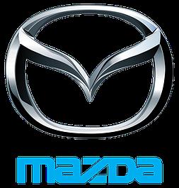 Накладки на педали Mazda