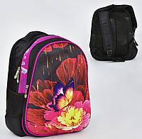 Школьный рюкзак Бабочка 2 кармана, фото 1