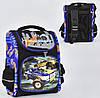 Ортопедический каркасный рюкзак 3D рисунок Off Round