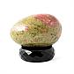 Унакит яшма, статуэтка яйцо, 003ФУ, фото 2