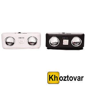 Портативная колонка DAM-01 | USB | MicroSD