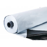 Пленка двухслойная полиэтиленовая черно-белая 3,6м-70-мкм-от 1 м.на отрез