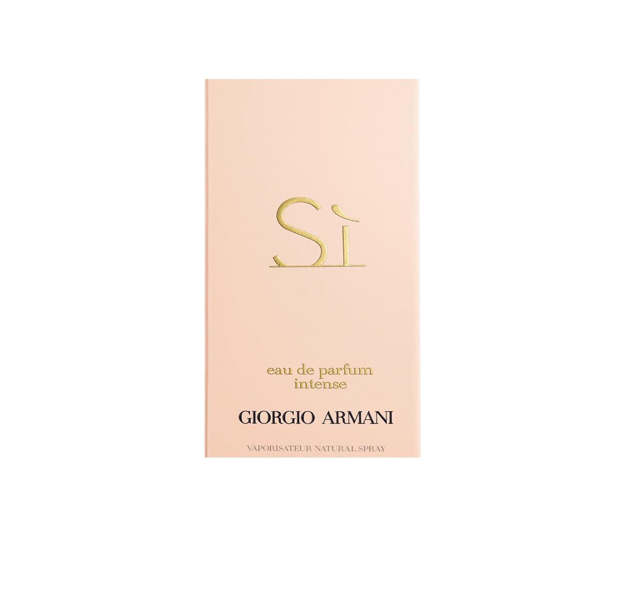 купить Giorgio Armani Si Intense Edp Vial L 15 парфюмерия женская в