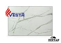 Керамічний обігрівач Vesta Energy ECO 550 Вт, Білий, без Терморегулятора, фото 1