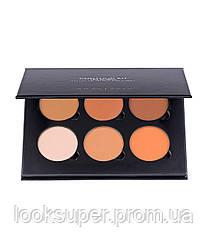 Набор для цветокоррекции лица Anastasia Beverly Hills Pro Series Contour - Tan/Deep