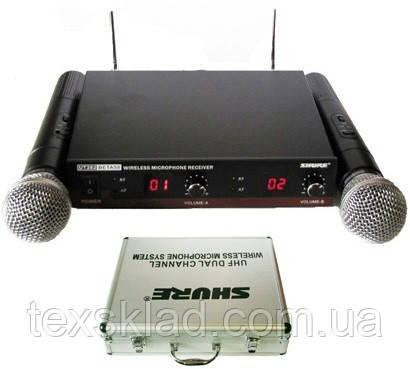 Мікрофони SHURE База UT282UHF радіомікрофони Beta 58
