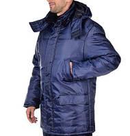 Куртка рабочая утепленнаяна липучке