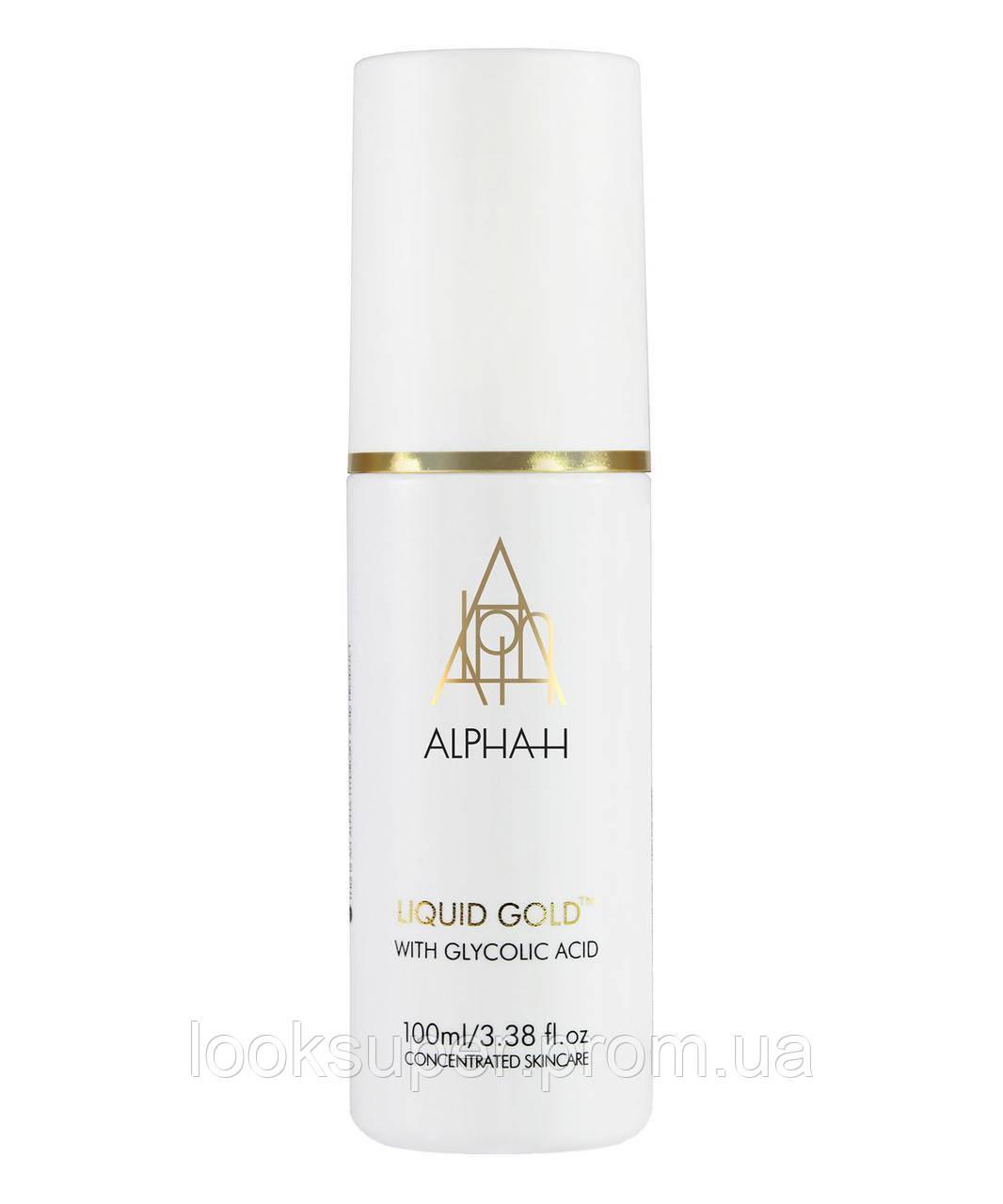 Лосьон для лица Alpha-H Liquid Gold