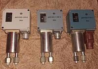 Датчик-реле разности давлений ДЕМ 202-1-01-1