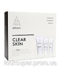 Коллекция Alpha-H Clear Skin Starter